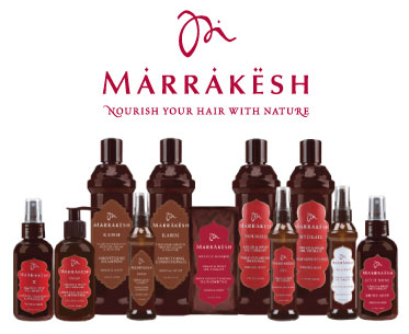 Marrakesh Oil Hair Care Products